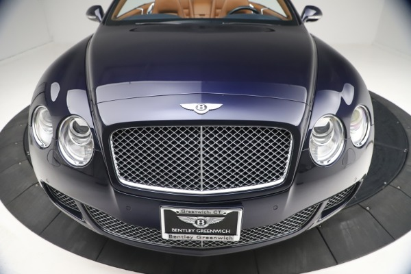 Used 2011 Bentley Continental GTC GT for sale Sold at Pagani of Greenwich in Greenwich CT 06830 21