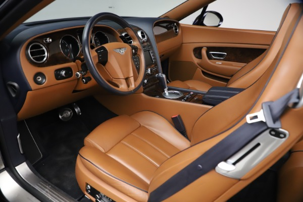 Used 2011 Bentley Continental GTC GT for sale Sold at Pagani of Greenwich in Greenwich CT 06830 25