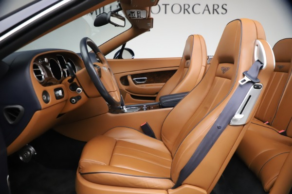 Used 2011 Bentley Continental GTC GT for sale Sold at Pagani of Greenwich in Greenwich CT 06830 26
