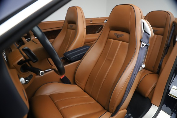 Used 2011 Bentley Continental GTC GT for sale Sold at Pagani of Greenwich in Greenwich CT 06830 27