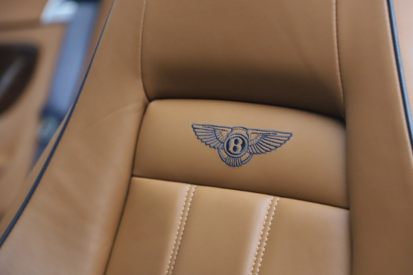 Used 2011 Bentley Continental GTC GT for sale Sold at Pagani of Greenwich in Greenwich CT 06830 28