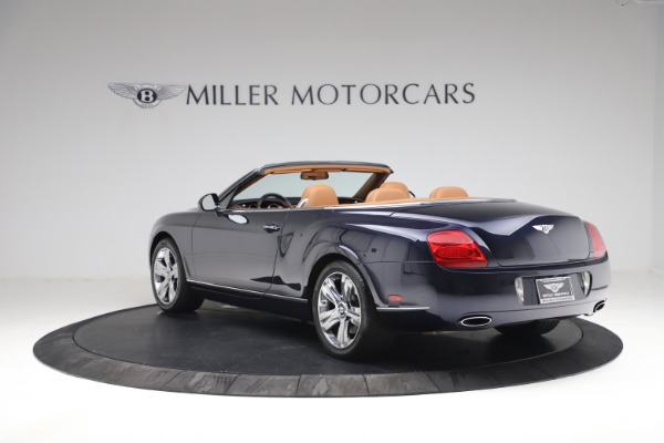 Used 2011 Bentley Continental GTC GT for sale Sold at Pagani of Greenwich in Greenwich CT 06830 5