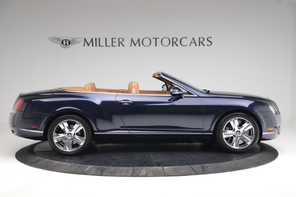 Used 2011 Bentley Continental GTC GT for sale Sold at Pagani of Greenwich in Greenwich CT 06830 9