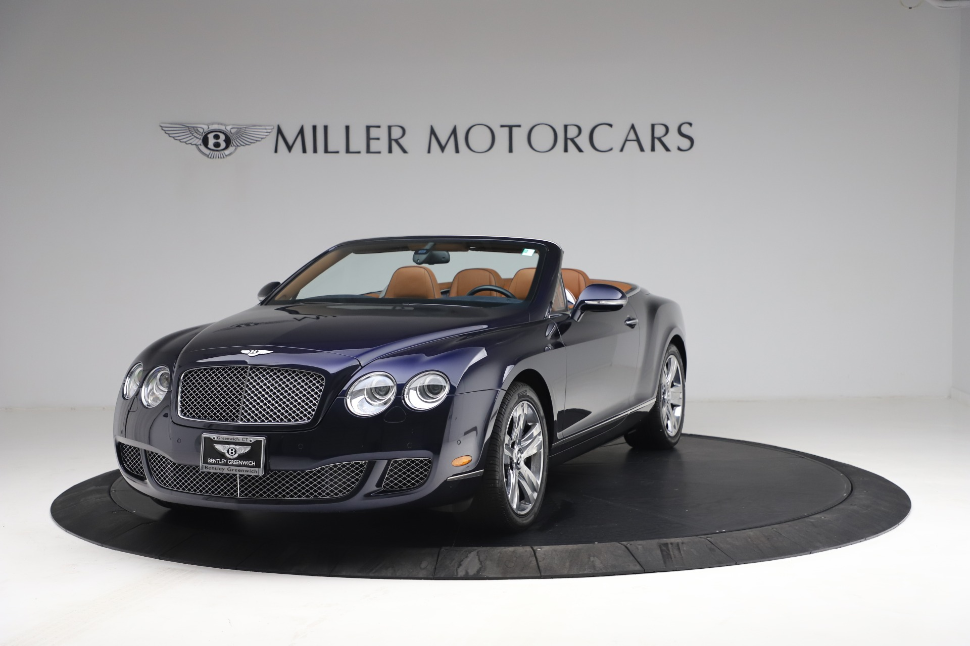 Used 2011 Bentley Continental GTC GT for sale Sold at Pagani of Greenwich in Greenwich CT 06830 1