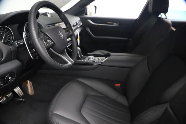 New 2021 Maserati Levante Q4 for sale Sold at Pagani of Greenwich in Greenwich CT 06830 14