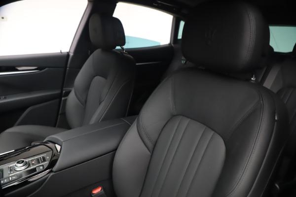 New 2021 Maserati Levante Q4 for sale Sold at Pagani of Greenwich in Greenwich CT 06830 15