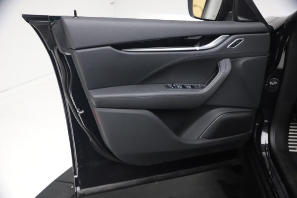 New 2021 Maserati Levante Q4 for sale Sold at Pagani of Greenwich in Greenwich CT 06830 16