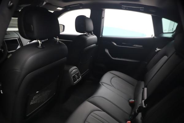 New 2021 Maserati Levante Q4 for sale Sold at Pagani of Greenwich in Greenwich CT 06830 17