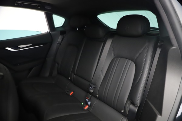 New 2021 Maserati Levante Q4 for sale Sold at Pagani of Greenwich in Greenwich CT 06830 19