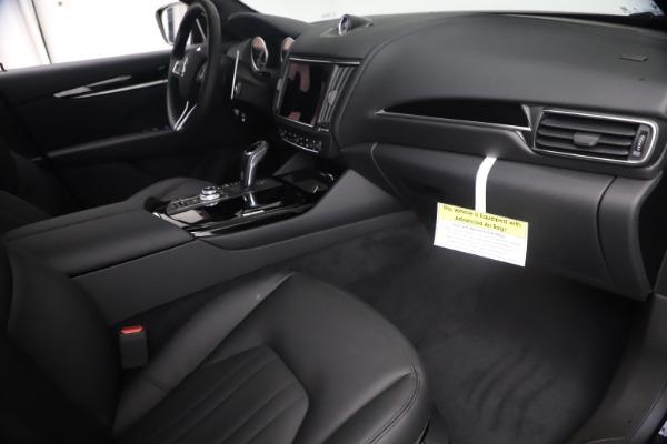 New 2021 Maserati Levante Q4 for sale Sold at Pagani of Greenwich in Greenwich CT 06830 21