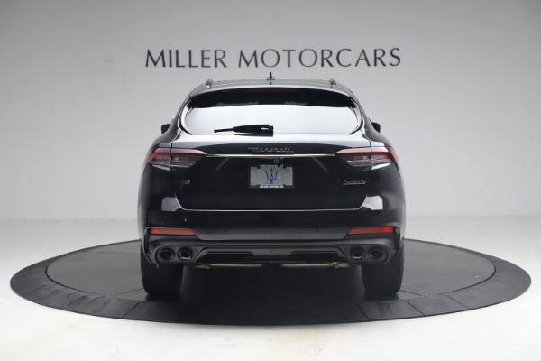 New 2021 Maserati Levante Q4 for sale Sold at Pagani of Greenwich in Greenwich CT 06830 6