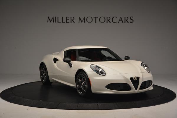 Used 2015 Alfa Romeo 4C for sale Sold at Pagani of Greenwich in Greenwich CT 06830 11