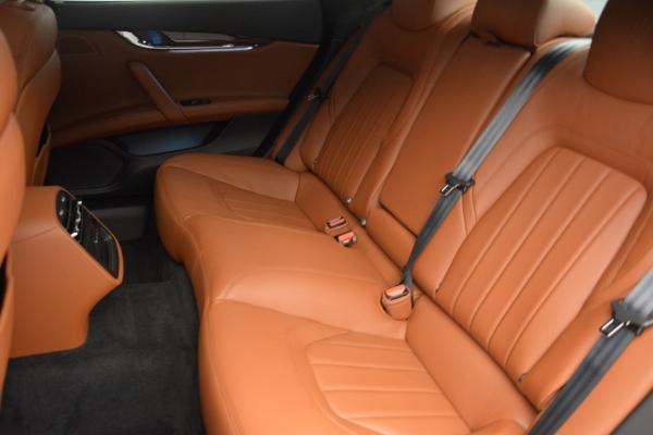 New 2016 Maserati Quattroporte S Q4 for sale Sold at Pagani of Greenwich in Greenwich CT 06830 21