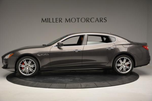 New 2016 Maserati Quattroporte S Q4 for sale Sold at Pagani of Greenwich in Greenwich CT 06830 3