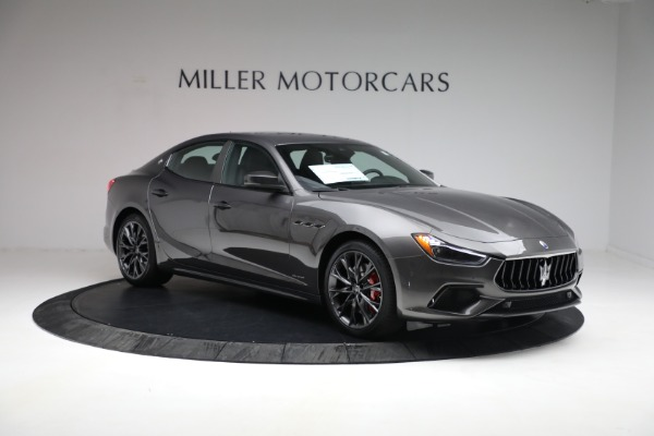 New 2021 Maserati Ghibli S Q4 GranSport for sale $100,635 at Pagani of Greenwich in Greenwich CT 06830 12