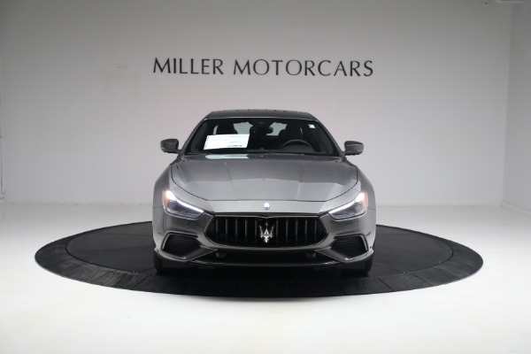 New 2021 Maserati Ghibli S Q4 GranSport for sale $100,635 at Pagani of Greenwich in Greenwich CT 06830 13