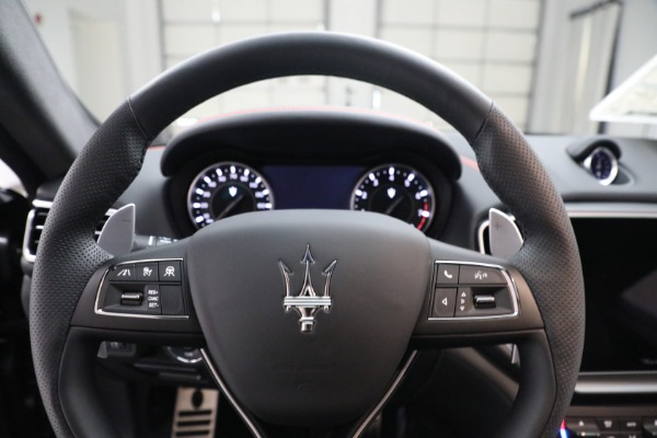 New 2021 Maserati Ghibli S Q4 GranSport for sale $100,635 at Pagani of Greenwich in Greenwich CT 06830 16