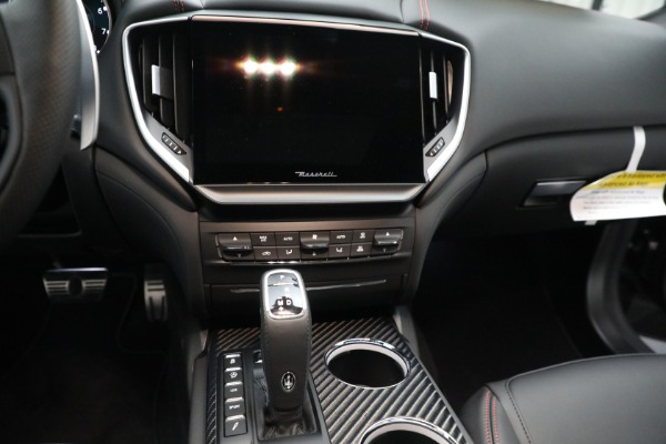 New 2021 Maserati Ghibli S Q4 GranSport for sale $100,635 at Pagani of Greenwich in Greenwich CT 06830 19
