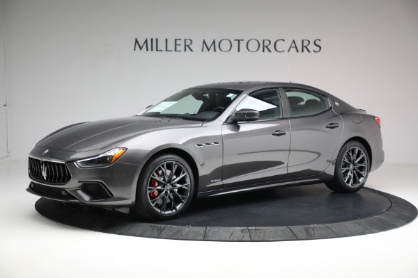 New 2021 Maserati Ghibli S Q4 GranSport for sale $100,635 at Pagani of Greenwich in Greenwich CT 06830 3