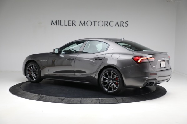 New 2021 Maserati Ghibli S Q4 GranSport for sale $100,635 at Pagani of Greenwich in Greenwich CT 06830 5