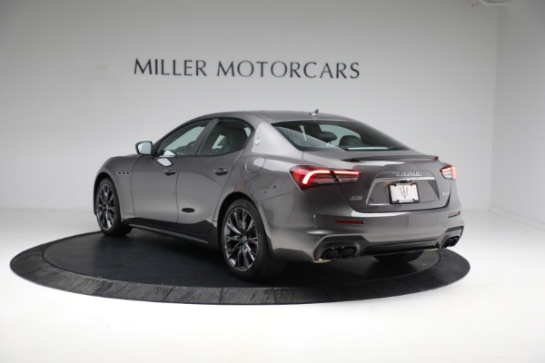 New 2021 Maserati Ghibli S Q4 GranSport for sale $100,635 at Pagani of Greenwich in Greenwich CT 06830 6