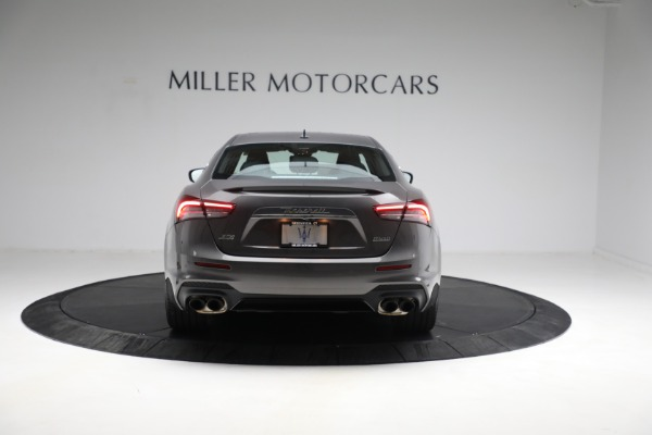 New 2021 Maserati Ghibli S Q4 GranSport for sale $100,635 at Pagani of Greenwich in Greenwich CT 06830 7