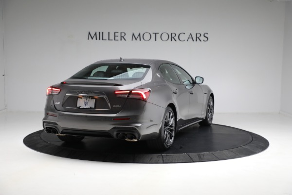 New 2021 Maserati Ghibli S Q4 GranSport for sale $100,635 at Pagani of Greenwich in Greenwich CT 06830 8