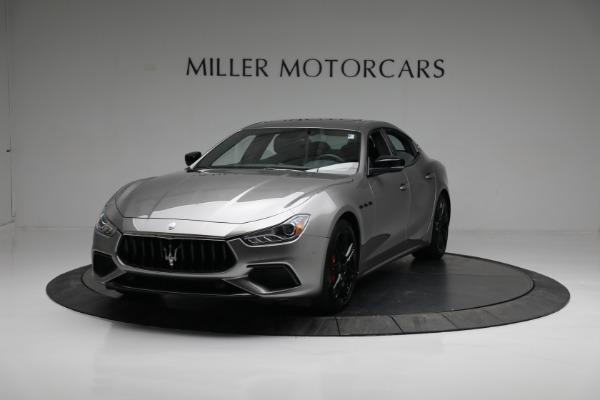 New 2021 Maserati Ghibli S Q4 for sale $90,075 at Pagani of Greenwich in Greenwich CT 06830 1