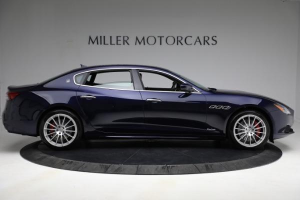 New 2021 Maserati Quattroporte S Q4 GranLusso for sale Call for price at Pagani of Greenwich in Greenwich CT 06830 10