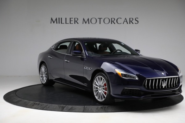 New 2021 Maserati Quattroporte S Q4 GranLusso for sale Call for price at Pagani of Greenwich in Greenwich CT 06830 11