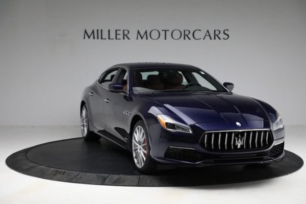 New 2021 Maserati Quattroporte S Q4 GranLusso for sale Call for price at Pagani of Greenwich in Greenwich CT 06830 12
