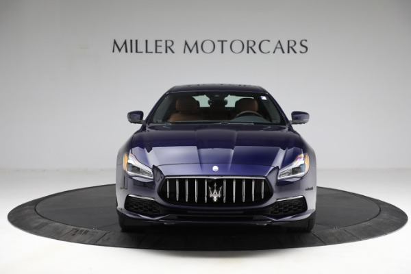 New 2021 Maserati Quattroporte S Q4 GranLusso for sale Call for price at Pagani of Greenwich in Greenwich CT 06830 13