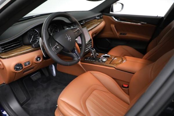 New 2021 Maserati Quattroporte S Q4 GranLusso for sale Call for price at Pagani of Greenwich in Greenwich CT 06830 14