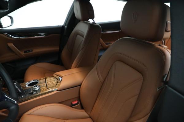 New 2021 Maserati Quattroporte S Q4 GranLusso for sale Call for price at Pagani of Greenwich in Greenwich CT 06830 16