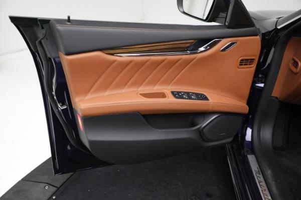 New 2021 Maserati Quattroporte S Q4 GranLusso for sale Call for price at Pagani of Greenwich in Greenwich CT 06830 17