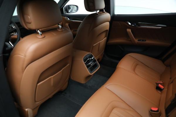 New 2021 Maserati Quattroporte S Q4 GranLusso for sale Call for price at Pagani of Greenwich in Greenwich CT 06830 18