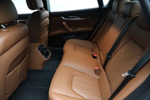 New 2021 Maserati Quattroporte S Q4 GranLusso for sale Call for price at Pagani of Greenwich in Greenwich CT 06830 19