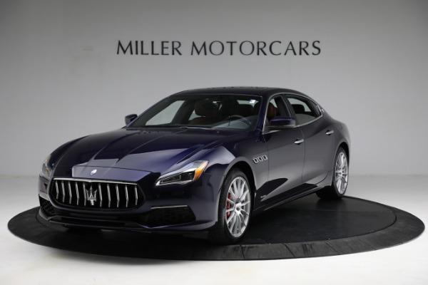 New 2021 Maserati Quattroporte S Q4 GranLusso for sale Call for price at Pagani of Greenwich in Greenwich CT 06830 2