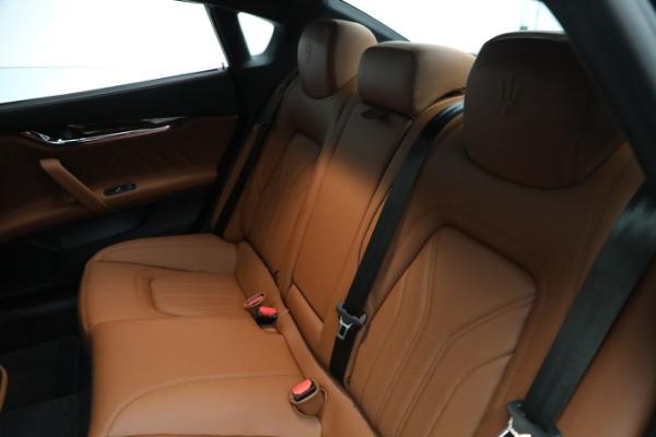 New 2021 Maserati Quattroporte S Q4 GranLusso for sale Call for price at Pagani of Greenwich in Greenwich CT 06830 20