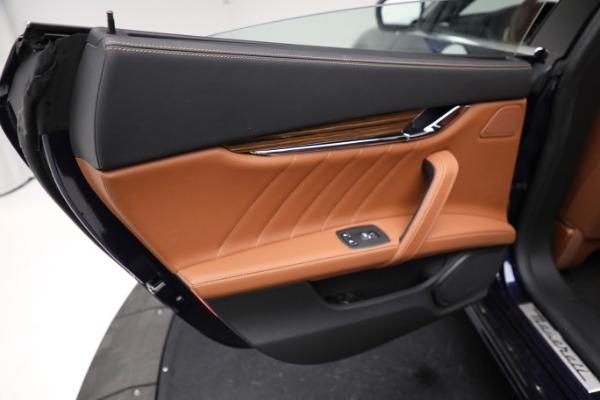 New 2021 Maserati Quattroporte S Q4 GranLusso for sale Call for price at Pagani of Greenwich in Greenwich CT 06830 21