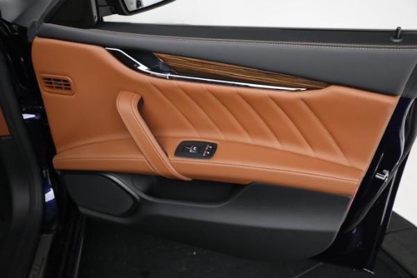 New 2021 Maserati Quattroporte S Q4 GranLusso for sale Call for price at Pagani of Greenwich in Greenwich CT 06830 24