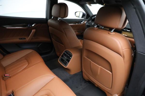New 2021 Maserati Quattroporte S Q4 GranLusso for sale Call for price at Pagani of Greenwich in Greenwich CT 06830 25