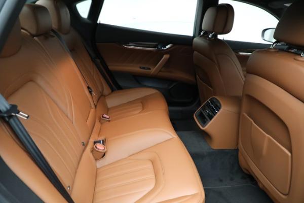 New 2021 Maserati Quattroporte S Q4 GranLusso for sale Call for price at Pagani of Greenwich in Greenwich CT 06830 26