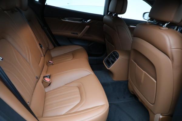 New 2021 Maserati Quattroporte S Q4 GranLusso for sale Call for price at Pagani of Greenwich in Greenwich CT 06830 27