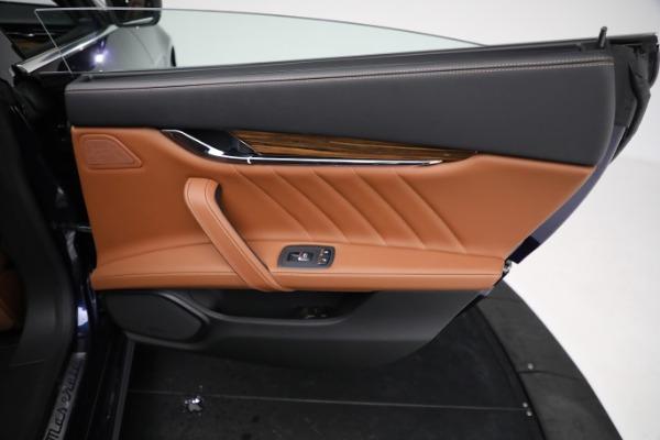 New 2021 Maserati Quattroporte S Q4 GranLusso for sale Call for price at Pagani of Greenwich in Greenwich CT 06830 28