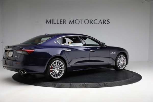 New 2021 Maserati Quattroporte S Q4 GranLusso for sale Call for price at Pagani of Greenwich in Greenwich CT 06830 9