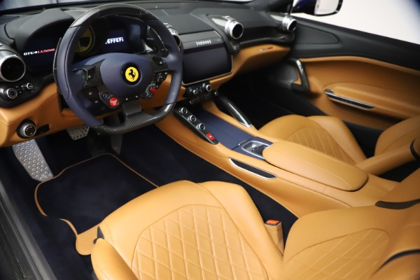 Used 2018 Ferrari GTC4Lusso for sale Sold at Pagani of Greenwich in Greenwich CT 06830 13