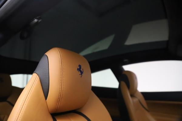 Used 2018 Ferrari GTC4Lusso for sale Sold at Pagani of Greenwich in Greenwich CT 06830 28