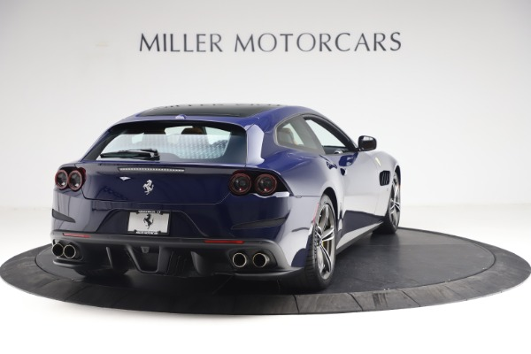 Used 2018 Ferrari GTC4Lusso for sale Sold at Pagani of Greenwich in Greenwich CT 06830 7