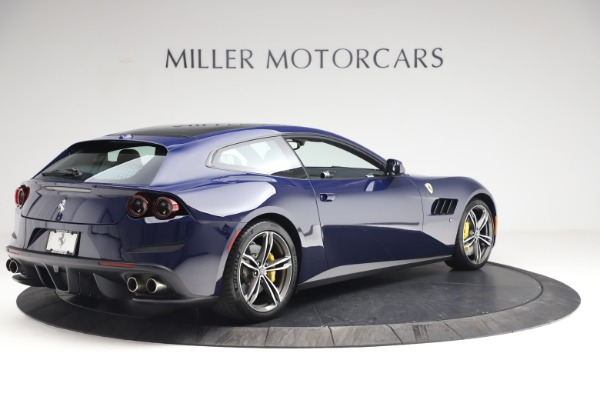 Used 2018 Ferrari GTC4Lusso for sale Sold at Pagani of Greenwich in Greenwich CT 06830 8